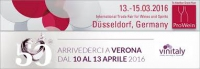 ProWein and Vinitaly 2016